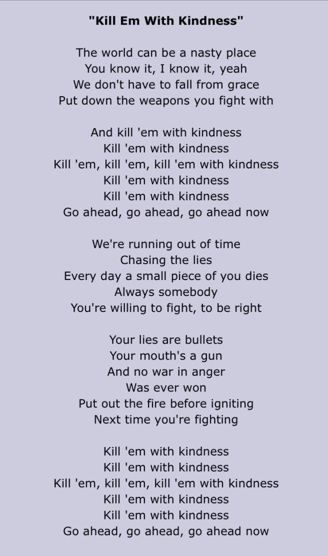 Selena Gomez- Kill Em With Kindness (Johnny  - YouTube